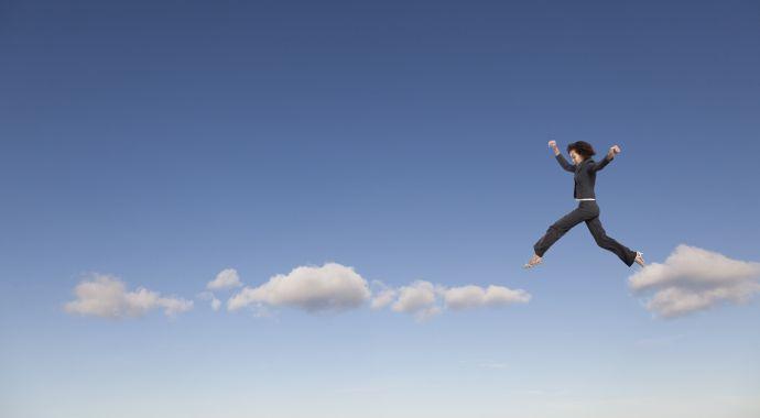 сделайте шаг навстречу счастью